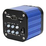 Tonysa Telecamera per microscopi 4K Telecamera per microscopi industriali elettrici digitali 1080P HDMI...