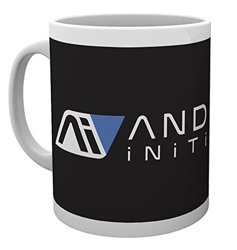 Tasse Mass Effect Andromeda - Andromeda Initative