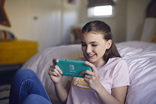 Console Nintendo Switch Lite - Turquoise - 6