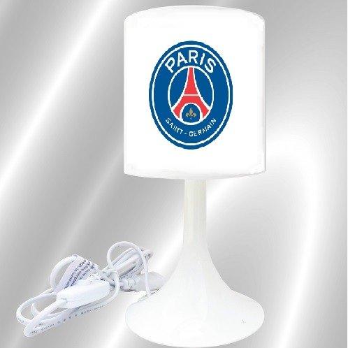 Lámpara de noche de creación–Lámpara de mesa Foot Paris St Germain