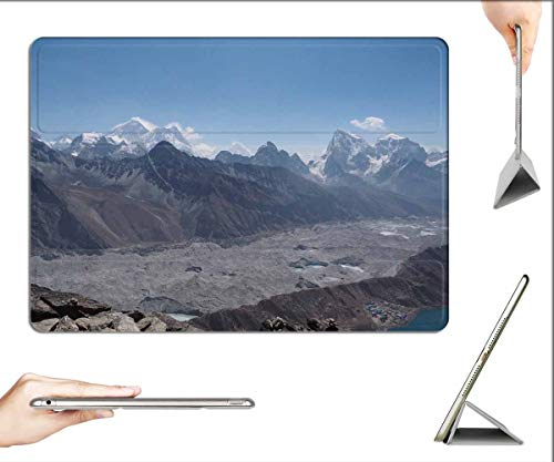 Case for iPad Pro 12.9 inch 2020 & 2018 - Trek Everest Nepal Mountain