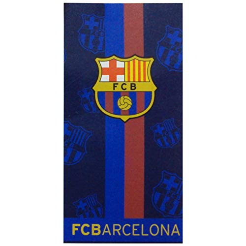 FC Barcelona Duschtuch Strandtuch 70x140cm FCB4001