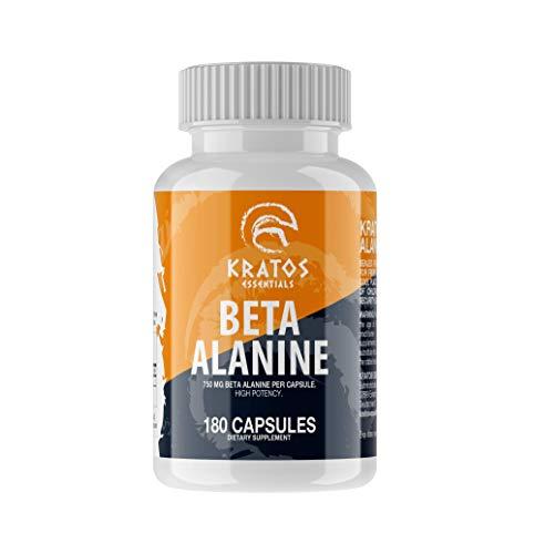 KRATOS ESSENTIALS Beta-Alanine 180 Capsules