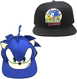 Hip Hop Sonic Plush Cap | Kids Gift | Latest Photography Prop