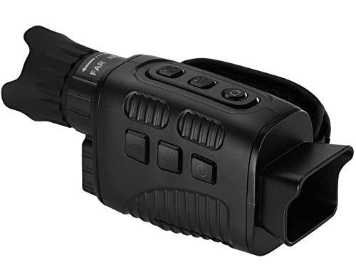 Digital Infrarot Nachtsichtgerät Monokular für Reisen Jagd und Überwachung, 1,5