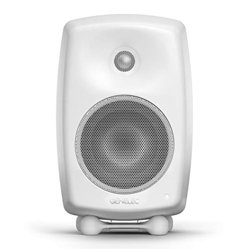 Genelec G3BW - White - Single