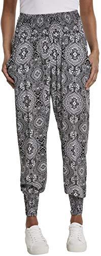 Urban Classics Damen Ladies Sarong Pants Hose, Mehrfarbig (Bandana 01060), M