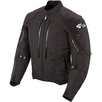 Joe Rocket 1051-5004 Atomic 4.0 Men's Riding Jacket (Black, Large)