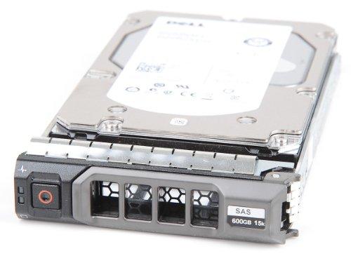 Dell 600 GB 15K SAS 3.5' Hot Swap Festplatte - 0W347K / W347K