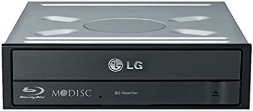 LG Electronics 16X SATA Blu-Ray Internal Rewriter with 3D Playback and M-DISC Support Optical Drive BH16NS40