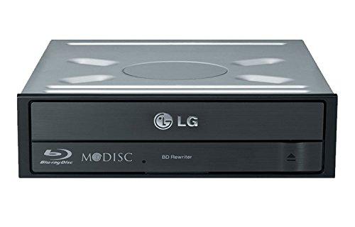 LG BH16NS40.AUAU interner Blu-ray 16x Brenner schwarz