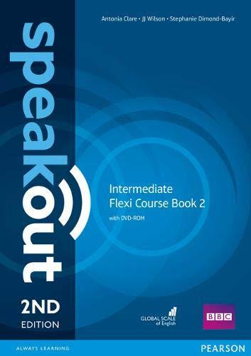 Speakout Intermediate 2nd Edition Flexi Coursebook 2 Pack: Vol. 2