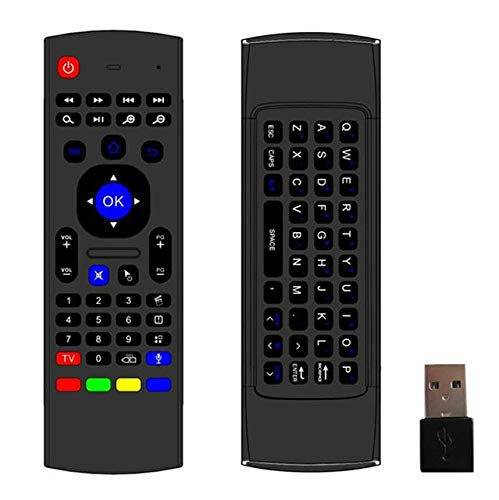 Air mouse para 2.4G Teclado Sem Fio Air Mouse Remoto