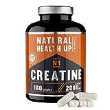 Natural Health Up Creatina Monohidratada
