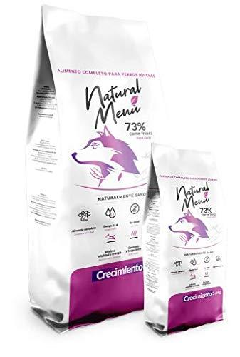 Natural Menu Comida para Mascotas - 5000 gr