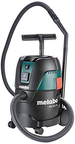 Metabo 6.02014.00 602014000-Aspirador para seco y húmedo ASA 25 L PC 1200W...