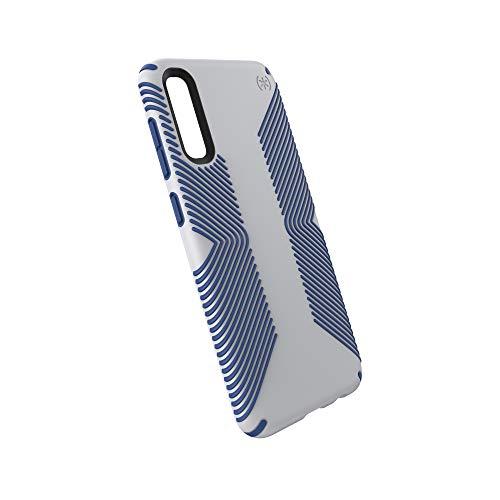 Speck Products - Carcasa para Samsung A50, diseño Presidio, Color Gris y Azul