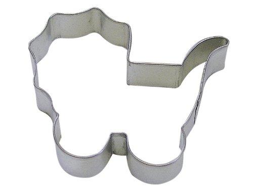 R&M Emporte-pièce en acier étamé durable et économique 10,2 cm