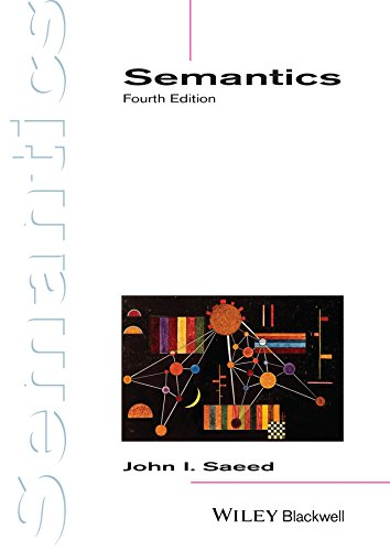 Semantics (Introducing Linguistics Book 25)