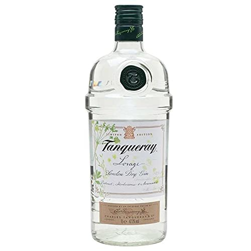 TANQUERAY GIN LOVAGE LONDON FRY GIN LIMITED EDITION 1 LT