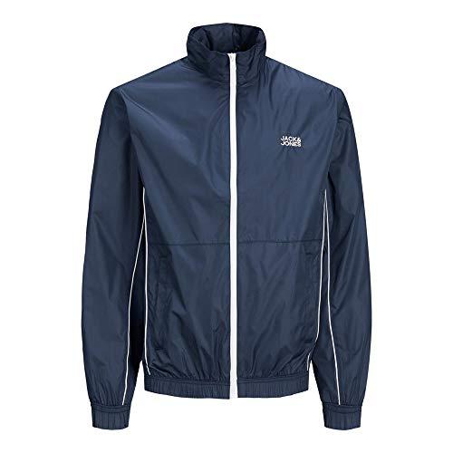 Cazadora JACK&JONES Hombre Azul Marino 12189657 JJIPIPPEN Track Jacket ST