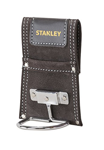 STANLEY Leather Hammer Holder with Heavy Duty Steel Loop, STST1-80117