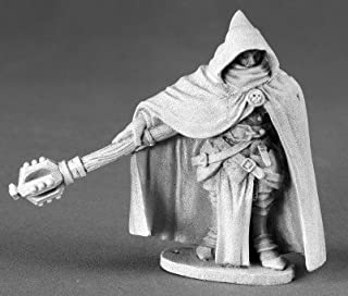 Reaper Hanseth Dimguard, Cleric by 03469 Miniatures