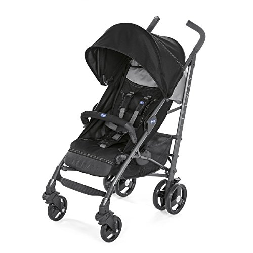 Chicco 08079596510000 Buggy Lite Way, jet black