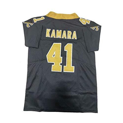 NEL #41_Kamara Vapor Untouchable Jersey Limited- Black - Men XXL