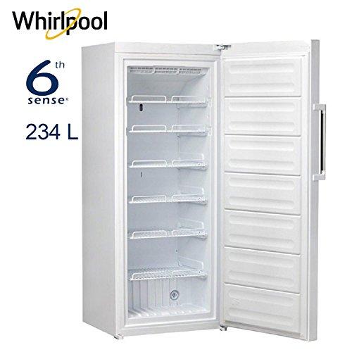 Whirlpool ACO 060 Gewerbe-Tiefkühlschrank/Gefrierschrank zur gewerblichen Nutzung 266 L/6th Sense Technologie/Geräuscharm nur 38 dB/Nutzinhalt 234 L