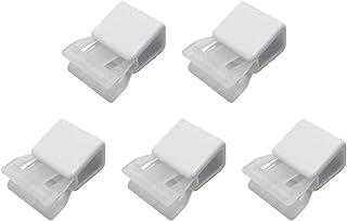 TOHKIN スマートクリップ SMC-L5C-W Lサイズ 白 5個入