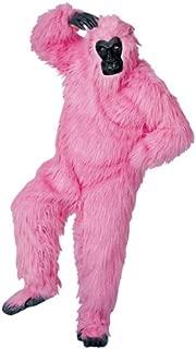 Pink Gorilla Costume - Adult Std.
