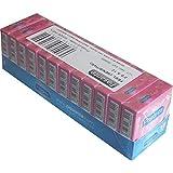 Preservativos Pasante Sensitive Feel, extrafinos y húmedos, para una sensación intensa, 12 x 3 unidades (paquete de 36)