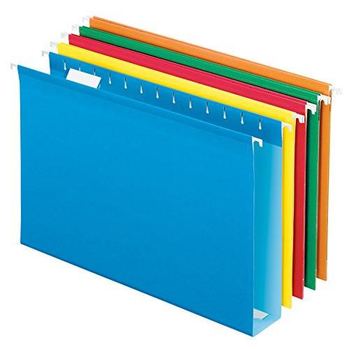Pendaflex Extra Capacity Reinforced Hanging Folders, 2
