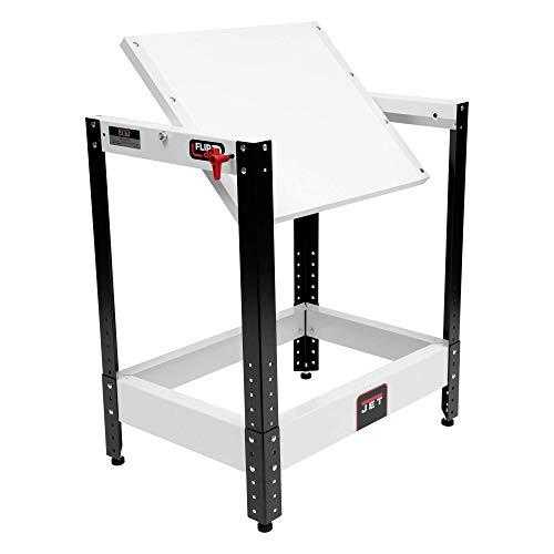JET 728200 Flip Top Benchtop Machine Table