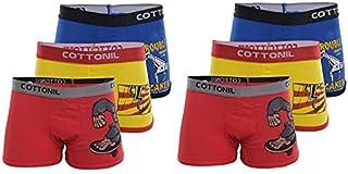 Cottonil 6 kids boxers