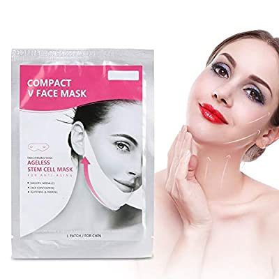 Professional Anti Wrinkle V-Shaped Face Shaping Mask Chin Slimming Lifting Patch Skin Care from yuyte