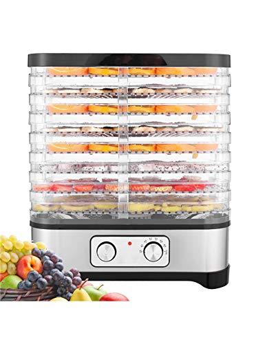 Food Dehydrator Machine, 8 Dryer Trays -BPA Free Drying System With...