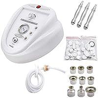 Profesional Microdermoabrasión de diamante Peeling de piel seguro Rejuvenecimiento de la piel Uso personal en el hogar Máquinas de salón Máquina de belleza (Potencia de succión: 60 pa)