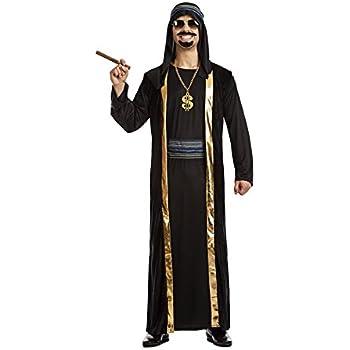 Disfraz de Jeque Árabe para hombre: Amazon.es: Juguetes y juegos