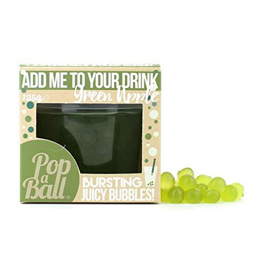Popaball Green Apple Bursting Bubbles, 125 g