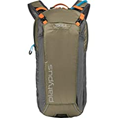 Versatile, larger capacity, low-profile hydration pack for cross-country mountain biking includes fast-flowing Big Zip EVO 3.0L hydration reservoir RidgeAir back panel offers ridged foam with ventilation channels and lightweight, breathable mesh for ...