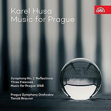 Husa: Music for Prague