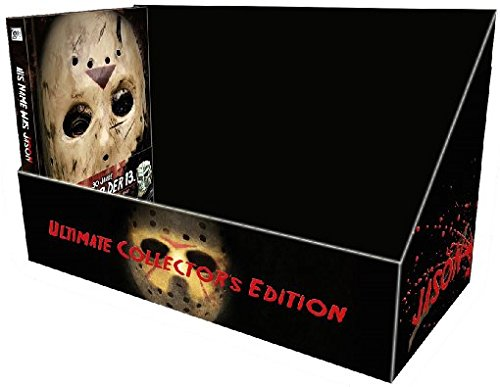 His Name was Jason (inkl. Freitag der 13.) - 3-Disc Limited Special Edition (Blu-ray + 2 Bonus-DVDs)