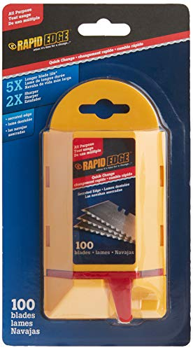 Rapid Edge Utility Knife Blades