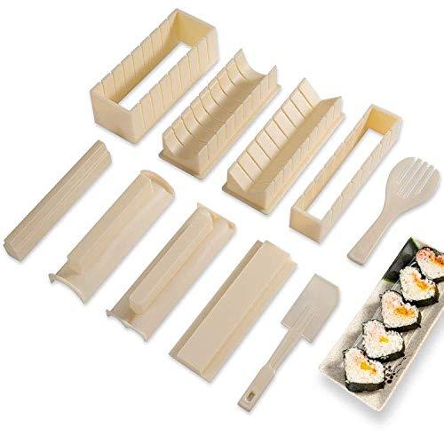 como hacer sushi en casa fabricante meidong
