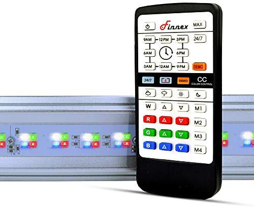 Finnex Planted+ 24/7 ALC Aquarium LED Light, Automatic Sunrise and Sunset, 36 Inches (ALC-36)