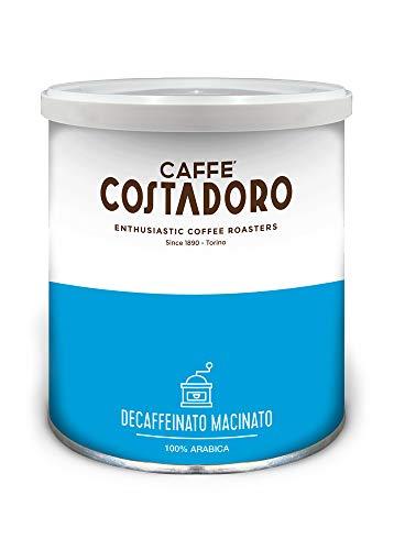 Costadoro Espresso Decaffeinato 250g gemahlen Dose