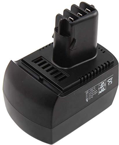 Mitsuru® 2000 mAh Ni-MH 12 V Akku Batterie kompatibel mit Metabo BZ Serie BSZ12 BSZ12 Impuls BZ 12 SP ersetzt Metabo Air-Cooled 6.25473 6.25473.00 6.25474 625473 62547300 625474