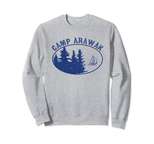Camp Arawak Shirt Retro Summer Camp Sweatshirt
